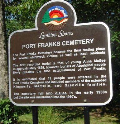 Port Franks Cemetery