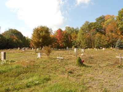 Wasauksing First Nation Cemetery (New)