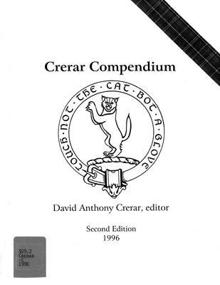 Crerar compendium