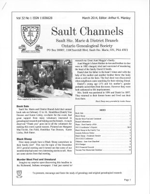 Sault channels