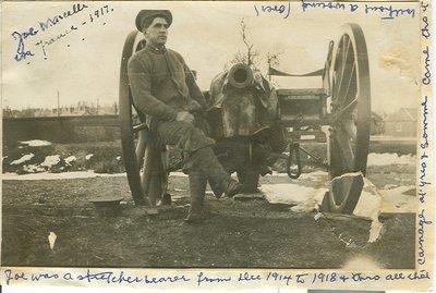 Joe Marcell, 1917