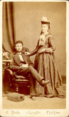 Unknown Young Couple