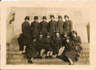 RCAF Women's Division - WWII