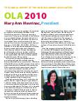 OLA Annual Report 2010