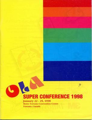 OLA Super Conference 1998
