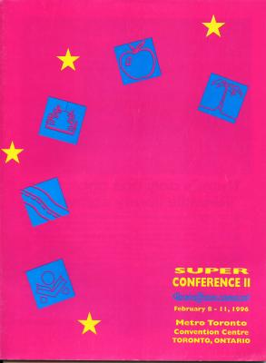 OLA Super Conference II 1996: libraries@future.connect.on
