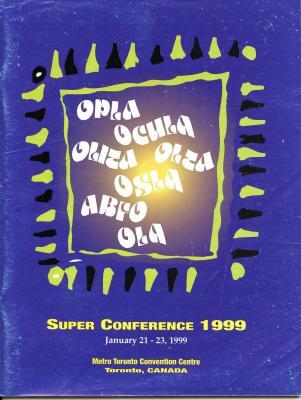 OLA Super Conference 1999