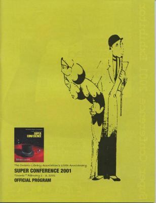OLA Super Conference 2001: 100th Anniversary