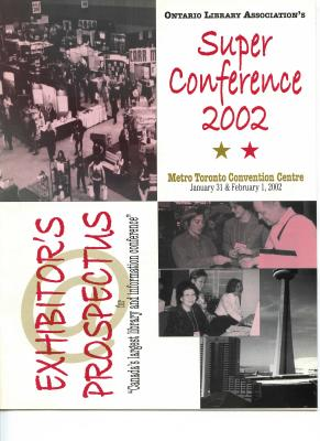 OLA Super Conference 2002 Exhibitor's Prospectus