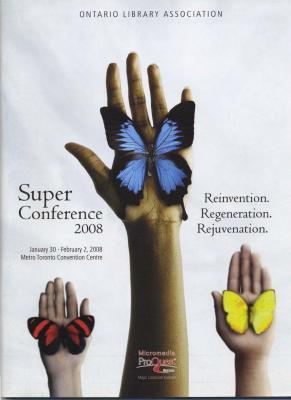 OLA Super Conference 2008