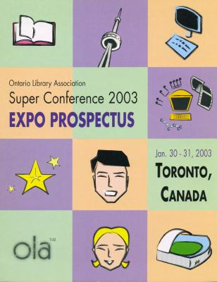 OLA Super Conference 2003: Expo Prospectus