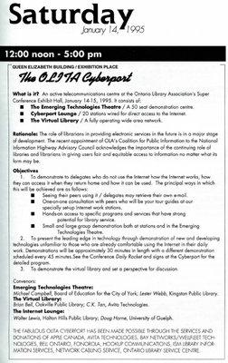 1995 Cyberport Description