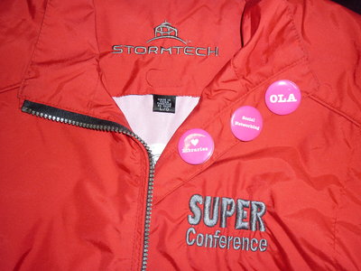 OLA Super Conference Volunteer vest