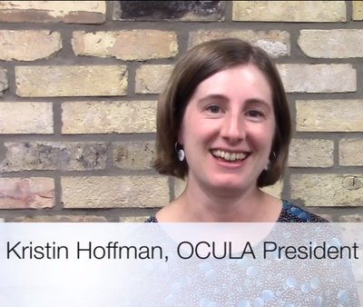 Kristin Hoffman, OCULA President and SC Planners, interview