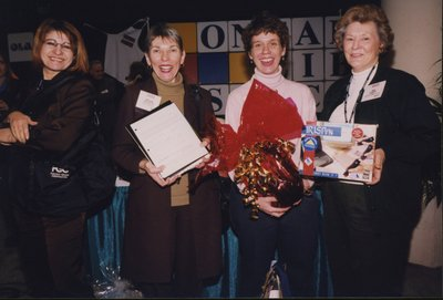 Prize winners at Super Conference 2000