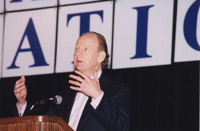 John Ralston Saul opens Super Conference 1998