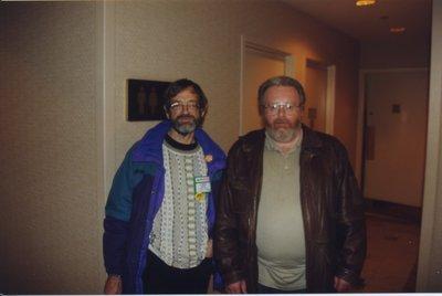 Conrad Reitz at Super Conference 1998