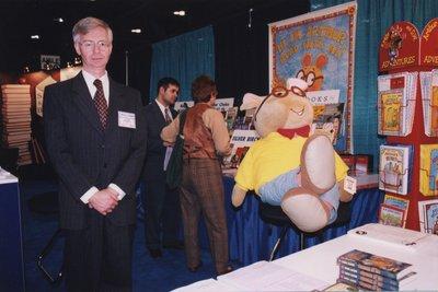 Expo vendor at Super Conference 1998