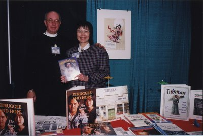 Featured author at Super Conference 1998
