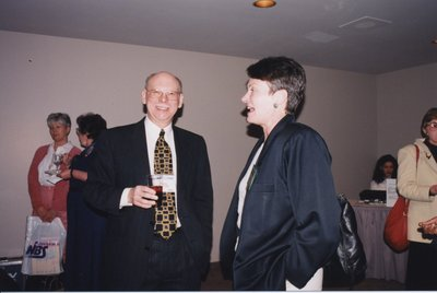 Division reception at Super Conference 1998