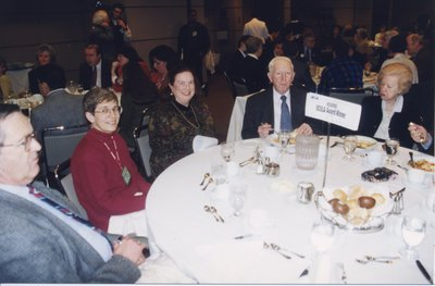 OCULA Award winners at Super Conference 1999