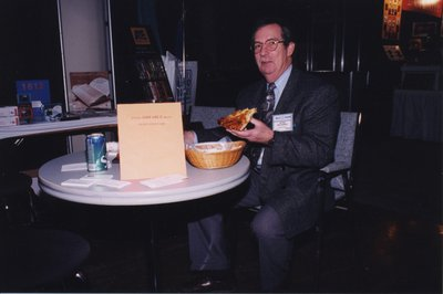 Peter McCarney at Super Conference 1999