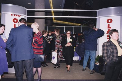 OLA Store at Super Conference 1999