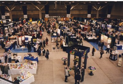 Exhibits at Super Conference 2000