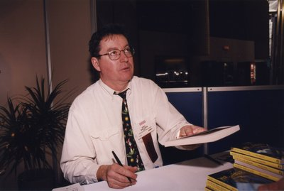 Eric Walters at Super Conference 2000