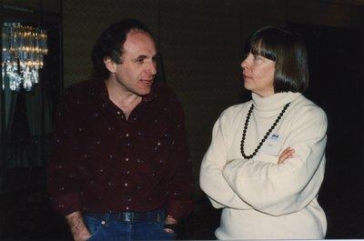 Gerda Molson and Andrew Meles