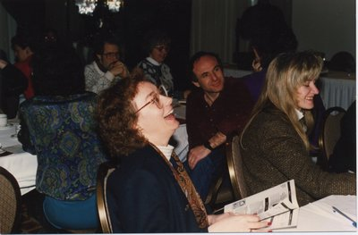 Participants at the OPLA Organizational Review