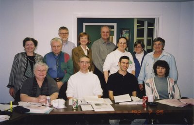 2000 OLA Board of Directors Meeting