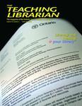 Teaching Librarian (Toronto, ON: Ontario Library Association, 20030501), Winter 2005