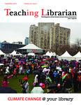 Teaching Librarian (Toronto, ON: Ontario Library Association, 20030501), Fall 2014