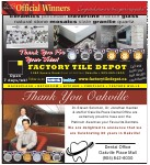 2013 Official Winners ads, page 23