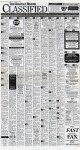 Classifieds, page D4