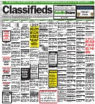 Classifieds, page 28