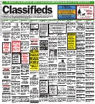 Classifieds, page 30