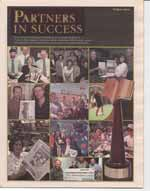 Partners in Success, page 1