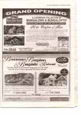 Mississauga New Homes, page NH5