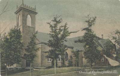 Church of England, Amherst, N.S.