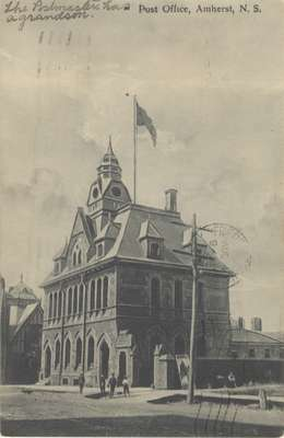 Post Office, Amherst, N.S.