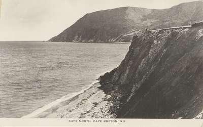 Cape North, Cape Breton, N.S.