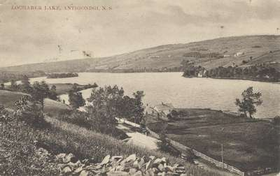 Lochaber Lake, Antigonish, N.S.