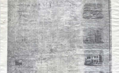 Tremaine's Map of the County of Halton 1858 – Township of Esquesing