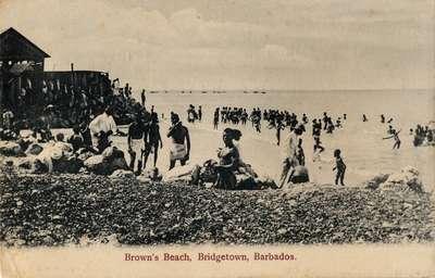 Brown's Beach, Bridgetown, Barbados