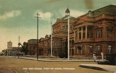 The Red House, Port of Spain, Trinidad
