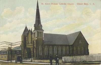 St. Ann's Roman Catholic Church, Glace Bay, C.B.