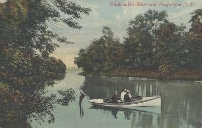 Nashwaaksis River near Fredericton, N.B.