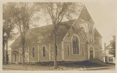 Presbyterian Church Milltown, N.B.